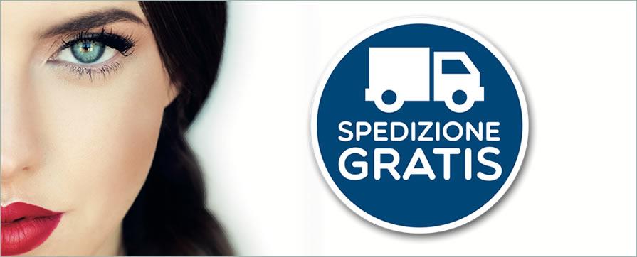 Spedizione Gratuita Italia