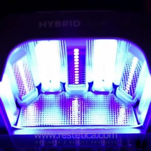 Lampada unghie professionale catalizzazione universale in tempi brevissimi doppia tecnologia 27W LED + luce 36W  UV