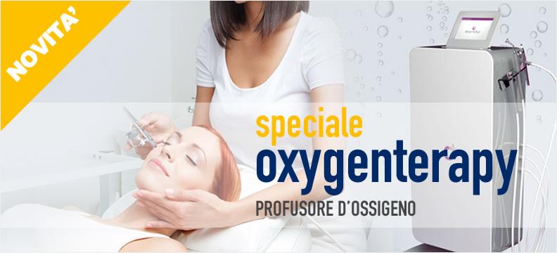 Oxygenterapy profusore ossigeno