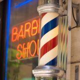 Insegna del barbiere