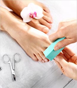 Catalogo manicure pedicure