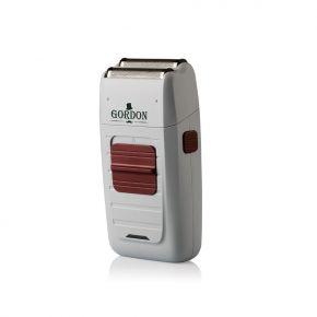 Rasoio elettrico cordless del marchio Gordon, ideale per rifinire la rasatura di barba e capelli.