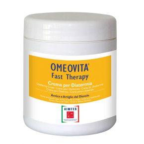 Crema per diatermia con Arnica d Artiglio del Diavolo Omeovita Fast Therapy 1000ml