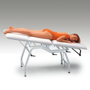 Massage Bed - with trendelenburg position