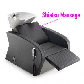 Wash Unit for hair salon with shiatsu massage