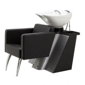 Lavatesta per parrucchiere dalla confortevole seduta