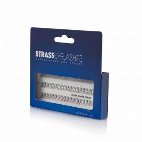Espositore da banco ciglia finte Strass Eyelashes con strass scintillanti – n.24 confezioni da 60 ciglia finte di cui 20 impreziosite da un punto luce.
