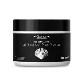 Gel esfoliante ai Sali del Mar Morto linea Georgie 500ml