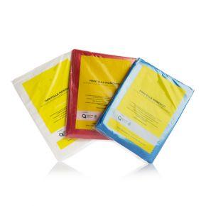 Mantella Monouso in polietilene per Tinture e Lavaggio Capelli - Confezione da 30 pezzi