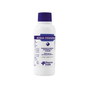 Acqua ossigenata PharmaTrade perossido di idrogeno stabilizzato 10 Volumi 3% - flacone 1lt