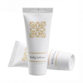 Body lotion lozione corpo linea Acanto tubetto da 25ml - confezione 100 pz