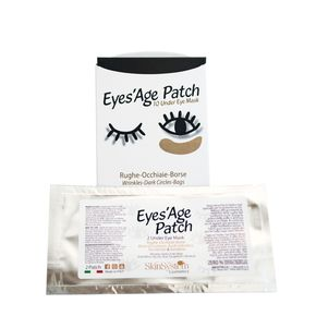 Eyes Age Patch SkinSystem 1030020084 - Scatola 5 buste da 2 Patch