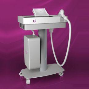 Macchinario a laser diodo Decolaser per trattamento di foto-epilazione rapida, efficace e sicura