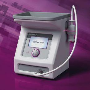 """Macchinario M3XP a ultrasuoni per il trattamento d'urto della cellulite """"dura"""" e difficile da trattare"""