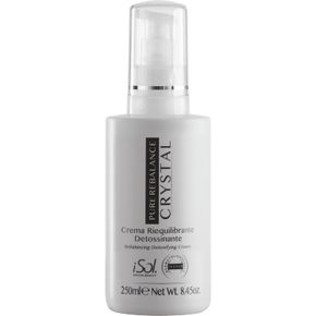 iSol Beauty PURE REBALANCE CRYSTAL CREMA RIEQUILIBRANTE DESTOSSINANTE 250ml cod.ISO.CRYSTAL.300