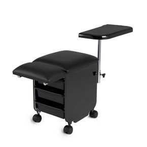 Manicure trolley with 3 drawers