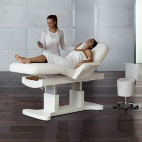 Spa Vip by Nilo 4 motors couch for face + body + massage treatments Cod. N83961