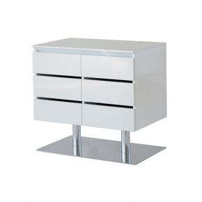Cabinet Starlight Premium by Nilo with ennobled particle board structure Cod. N9411