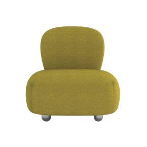 Poltrona divano Ouverture Sofa Small by Nilo Beauty ideale per zona reception e sala attesa