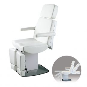 Multifunctional chair Target Pedicure by Nilo for pedicure and face treatments Cod.N8143