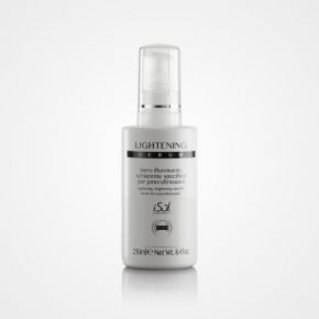 Siero iSol Beauty LIGHTENING SERUM ILLUMINANTE con proprietà illuminante e schiarente - 250ml cod.ISO.SERUM.200
