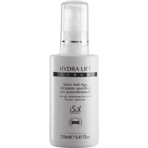 iSol Beauty HYDRA LIFT SERUM ANTI-AGE FLUIDO CONCENTRATO NUTRIENTE ANTI ETà -  250ml - cod.ISO.SERUM.100