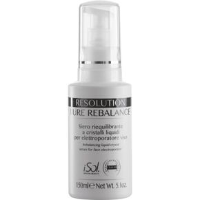iSol Beauty RESOLUTION PURE REBALANCE ELECTROPORATOR 150 ml cod.ISO.POR.600