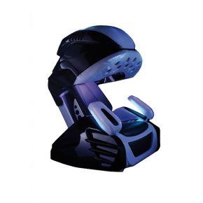 Solarium Decosun esafacciale unico ed esclusivo per viso + mani e massaggio shiatsu incorporato.