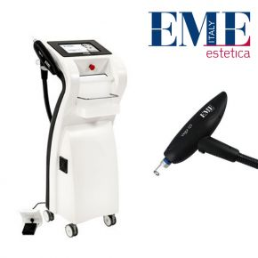 Vega QS by EME Estetica is a innovative Q-Switched Nd:YAG laser ideal for Tattoo removal EI1803