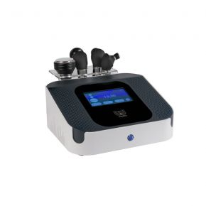 Multifunction digital instrument with 2 beauty treatments: cavitation and bipolar radiofrequency