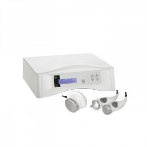 Ultrasound instrument equipped with 3 probes for face, eyes and body