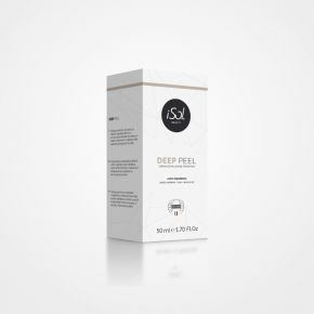 DEEP ACTION PEEL Innovativo Peeling per esfoliazione profonda iSol Beauty  - 50ml cod.ISO.PEEL.001