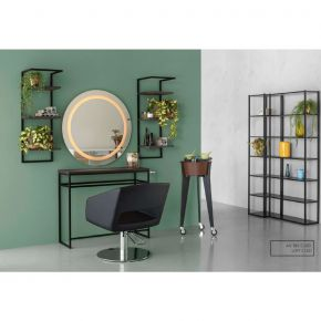 Hairdresser Styling Station Loft C by Artecno Professional Hair Beauty Equipment