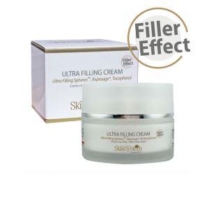 Crema Viso Filler ULTRA FILLING CREAM Skin System per Tutti i tipi di pelle - Formato 50 ml