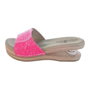 Baldo wooden spring clogs women PLANET whit soft padded footbed - sku 8/81-102