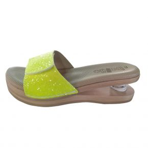 Baldo wooden spring clogs women PLANET whit soft padded footbed - sku 8/81-104