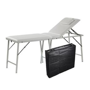 Foldable massage BED - with canvas bag
