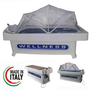 Wellness Thermal Bed - fibreglass