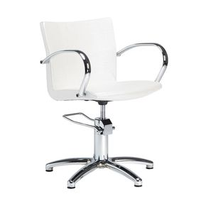 Swivel chair with an exceptionally comfortable seat