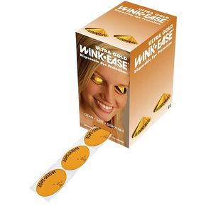 Eye Protector for Safe Bed TANNING