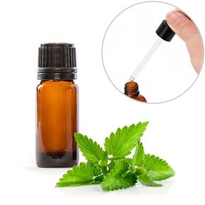 Pure Essential Oil PEPPERMINT - 10 ml