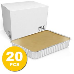 Hot Wax Box 20 pcs - Classic Honey