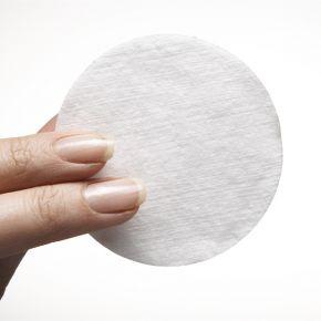 Dischetti di puro cotone idrofilo per struccarsi, pulire e detergere il viso - confezione 80pz