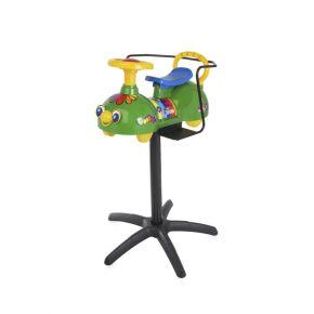 Caterpillar cutting chair for children