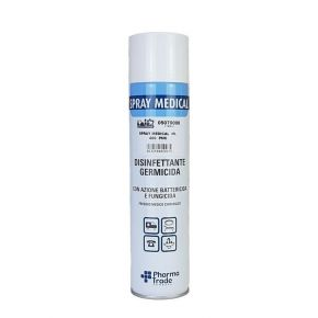 Disinfectant spray for environments - 400ml