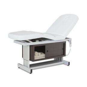 Letto dalla seduta confortevole ideale per massaggi e trattamenti Spa