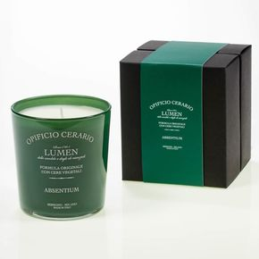 Candela aromatica all'Absentium 300ml