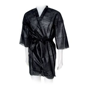 Kimono for SPA's in NWF black