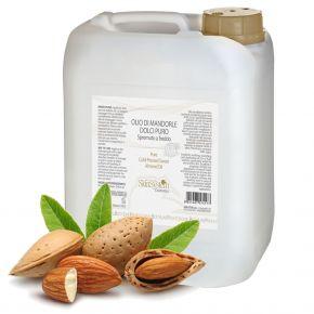 Olio di Mandorle Dolci senza profumo SkinSystem 0040020042 - Tanica 5 lt