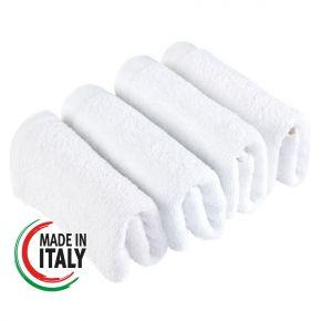 Asciugamano in spugna Ospite-Bidet 40x60cm 100% cotone Made in Italy